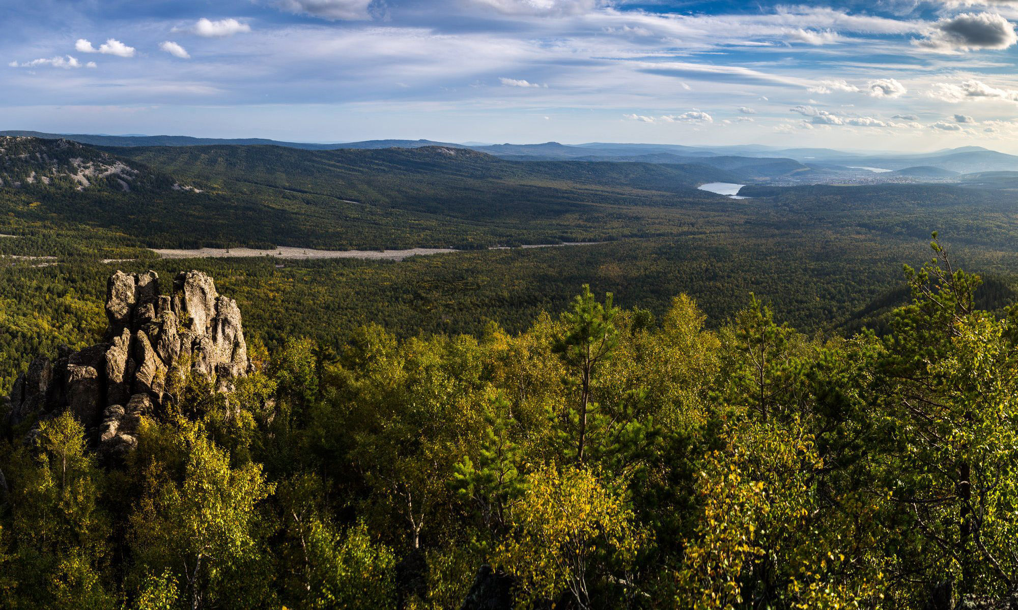 Taganay National Park Outdoor Tours Around Ekaterinburg